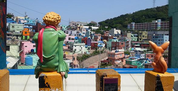 釜山の魅力